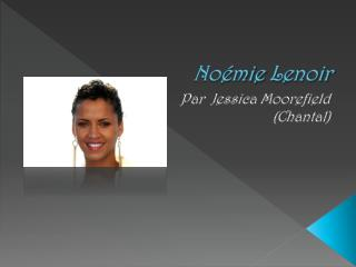 No�mie  Lenoir