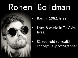Ronen Goldman
