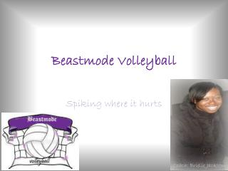 Beastmode Volleyball