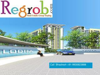 lodha group flat  for sale in mumbai- mulund ,thane,bhandup