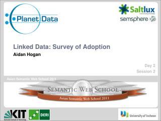 Linked Data: Survey of Adoption