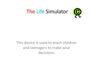 The Life Simulator