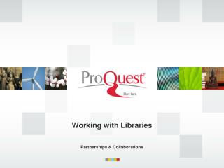 Working with Libraries