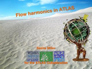 Flow harmonics in ATLAS