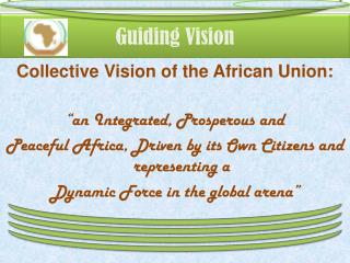 Guiding Vision