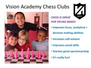 Vision Academy Chess Clubs
