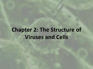 Chapter 2: The Structure of Viruses and Cells