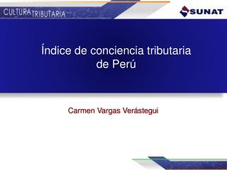 Carmen Vargas Verástegui