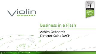 Business in a Flash