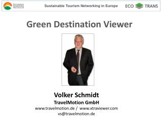Sustainable  Tourism Networking in  Europe