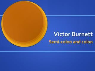 Victor Burnett