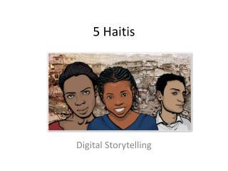 5  Haitis