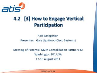 4.2   [3] How to Engage Vertical Participation