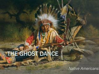 an overview of the ghost dance at wounded knee and the concept of wovoka Ghost dance ghost dance massacre the ghost dance was a religious belief of the native americans starting in 1888 with a paiute holy man named wovoka an example of this behavior was the wounded knee massacre wovoka began the ghost dance movement with a vision.