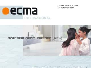 Near field communication NFC
