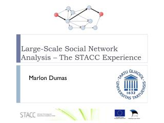Large-Scale Social Network Analysis – The STACC Experience