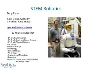 STEM Robotics