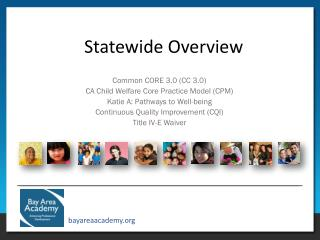 Statewide Overview