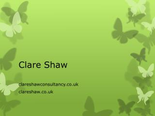 Clare Shaw