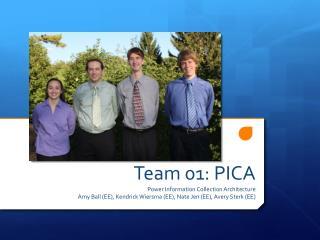 Team 01: PICA