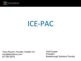 ICE-PAC