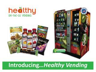 ppt vending machines powerpoint presentation id 226779