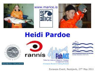 Heidi Pardoe