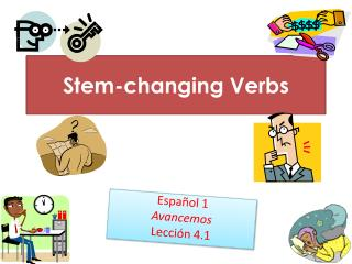 Stem-changing Verbs