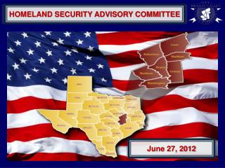 HOMELAND SECURITY ADVISORY COMMITTEE