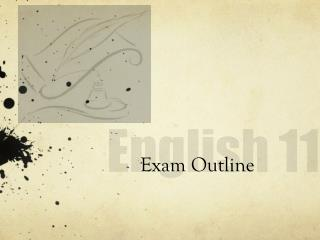 Exam Outline