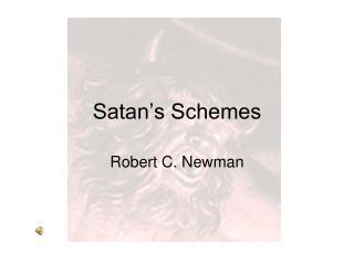 Satan�s Schemes