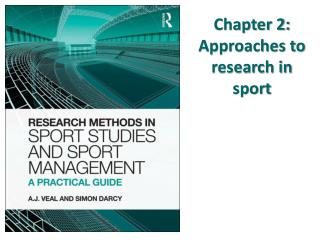 Chapter 2: Approaches to research in sport