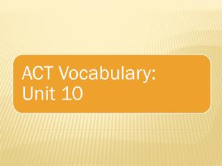 1.  accrue : (v)  to grow or accumulate over time;  to happen as a natural result