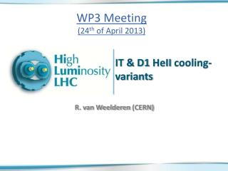 IT & D1  HeII  cooling-variants