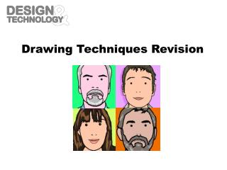 Drawing Techniques Revision