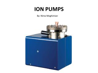 ION PUMPS