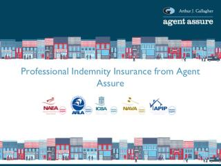Professional Indemnity Insurance from Agent Assure