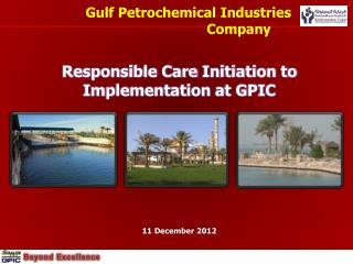 Gulf Petrochemical Industries Company