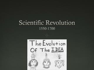 Scientific Revolution 1550-1700