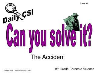 Daily CSI