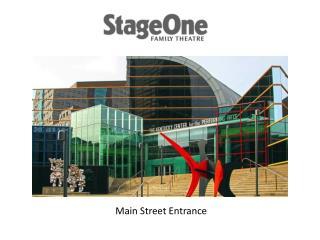 Main Street Entrance