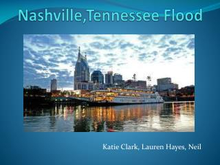 Nashville,Tennessee  Flood