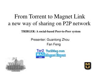 From Torrent to Magnet Link