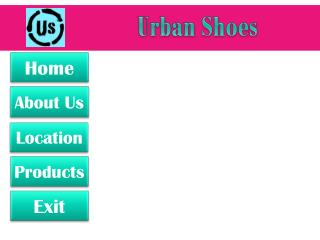 Urban Shoes