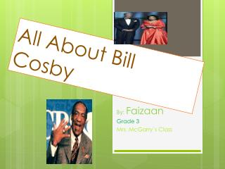 All About Bill Cosby