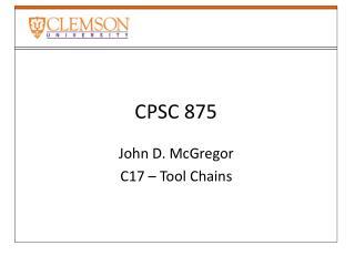 CPSC  875