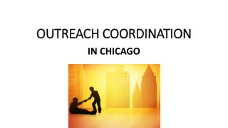 OUTREACH COORDINATION