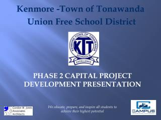 Kenmore -Town of Tonawanda  Union Free School District