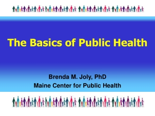 The Population Health  Promotion Model