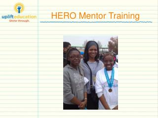 HERO Mentor Training